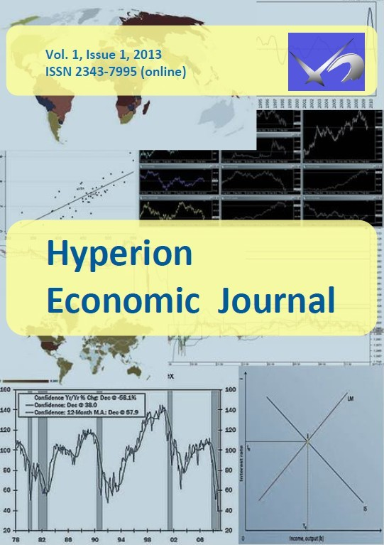 Revista HEJ - Hyperion Economic Journal